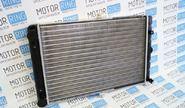 Оригинальный алюминиевый радиатор охлаждения двигателя на ВАЗ 2108-21099, 2113-2115