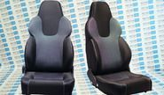 Комплект анатомических сидений VS Фобос Самара на ВАЗ 2108-21099, 2113-2115