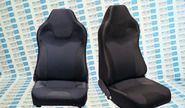 Комплект анатомических сидений VS Карбон Самара на ВАЗ 2108-21099, 2113-2115