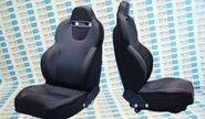 Комплект анатомических сидений VS Кобра Самара на ВАЗ 2108-21099, 2113-2115