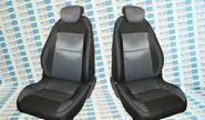 Комплект анатомических сидений vs Вайпер на ВАЗ 2110-2112