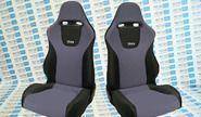 Комплект анатомических сидений VS Вега на ВАЗ 2110-2112