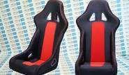Комплект анатомических спортивных сидений VS Ковш на ВАЗ 2110-2112