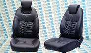 Комплект сидений VS Порше на Лада Нива 4х4