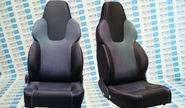Комплект анатомических сидений VS Фобос на Лада Нива 4х4