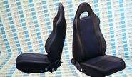 Комплект анатомических сидений vs Форсаж на Лада Нива 4х4