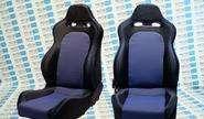 Комплект анатомических сидений VS Дельта на Лада Нива 4х4