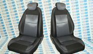 Комплект анатомических сидений VS Вайпер на Лада Нива 4х4