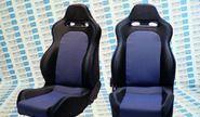 Комплект анатомических сидений VS Дельта на Шевроле Нива