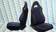Комплект анатомических сидений VS Форсаж на Шевроле Нива