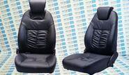 Комплект сидений VS Порше на Шевроле Нива