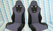 Комплект анатомических сидений VS Вега на Шевроле Нива