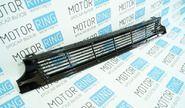 Решётка радиатора тонкие линии с перемычками черная на ВАЗ 2113-2115