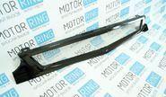 Решётка радиатора Клюв с сеткой черный лак на ВАЗ 2113-2115