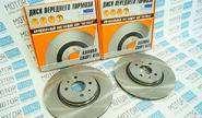 Передние тормозные диски alnas 11186 (r15, вентилируемые)
