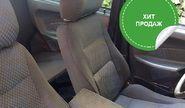 Обивка сидений (не чехлы) черная Ультра на ВАЗ 2108-21099, 2113-2115
