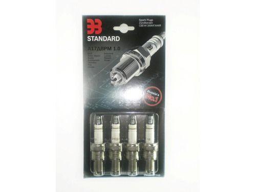 Комплект свечей зажигания Standard A17ДВРМ 1.0