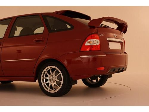 Спойлер на багажник Torino в цвет автомобиля для Лада Приора