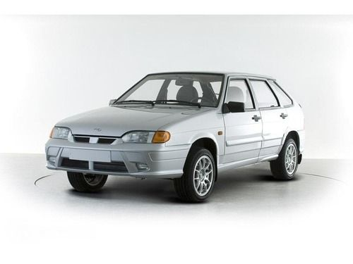 Передний бампер Samara Trek для ВАЗ 2113, 2114, 2115 ( Лада Самара 2 ) в цвет автомобиля.