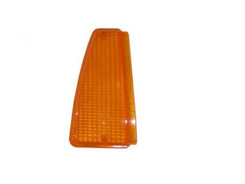 Стекло поворотника для ВАЗ 2108-09-099 Освар, правый, жёлтый._1