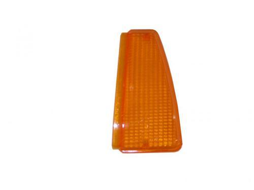 Стекло поворотника для ВАЗ 2108-09-099 Освар, левый, жёлтый._1
