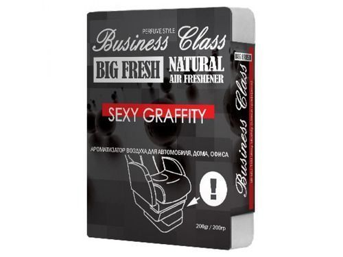 "Ароматизатор воздуха ""BF - Business Class"" Sexy Graffity._1"