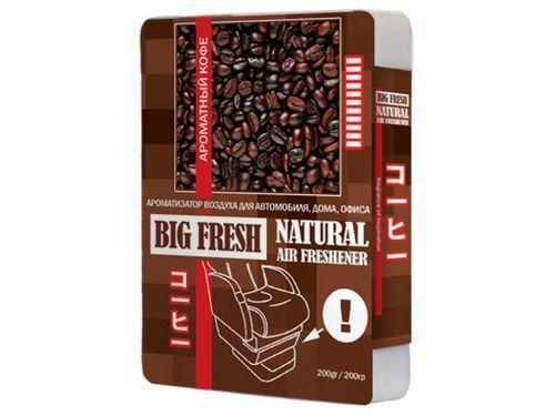 """Ароматизатор воздуха """"BIG FRESH"""" Ароматный кофе._1"""