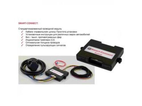 Блок согласования для ТСУ Smart Connect AUDI Q5 2008_1