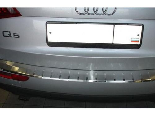 Накладка на задний бампер AUDI Q5 2008