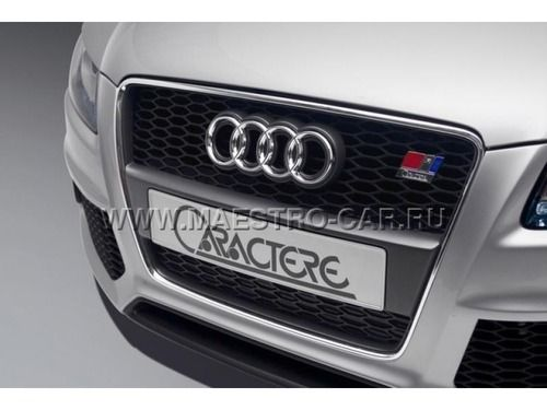 """Решётка радиатора, (8T3) купе, также Audi A5 (8T7) кабрио """"09-_1"""
