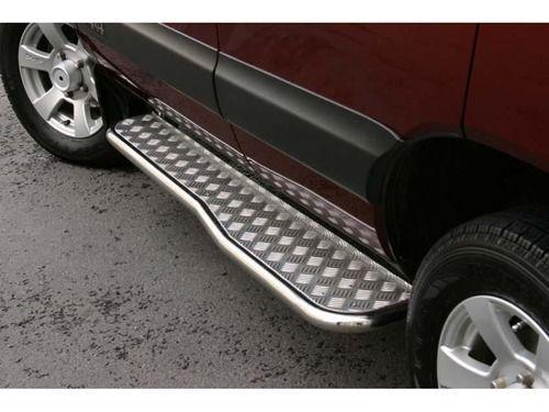 Пороги с листом 42 мм (компл 2шт) Chevrolet Niva_1