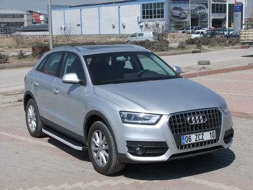 Пороги для Audi Q3 HITIT 2011_1