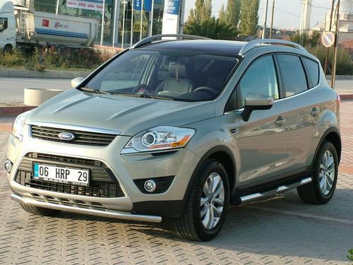 Пороги для Ford KUGA, SPORT_1