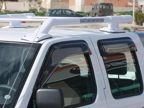 Багажная система для NISSAN SKYSTAR-NP300, MAXPORT (белая)