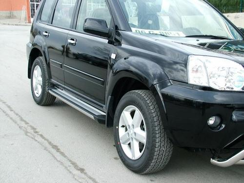 Пороги для NISSAN X-TRAIL 2000-2008, GORDION