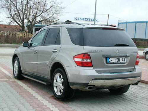 Пороги для MERCEDES ML 320-280 2006-2012, TRUVA_1