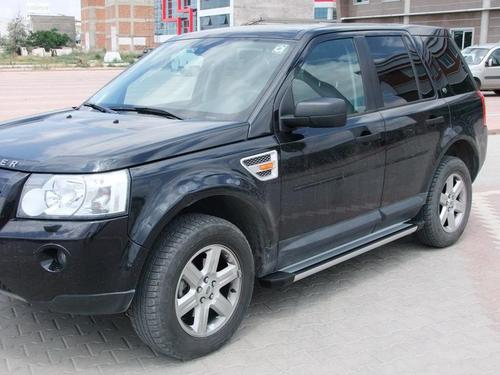 Пороги для LAND ROVER FREELANDER 2, GORDION_1