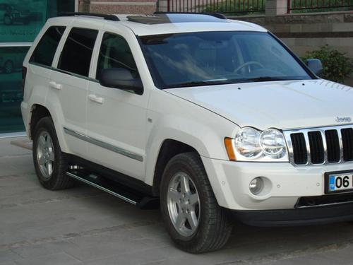 Пороги для JEEP GRAND CHEROKEE 2005-2010, ANATOLIA DIAMOND