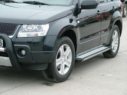 Пороги для SUZUKI VITARA 2006-2012, GORDION