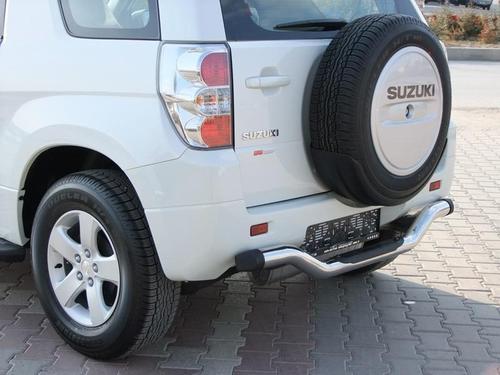 Задняя защита для SUZUKI VITARA 2006-2012, AKSIYON_1