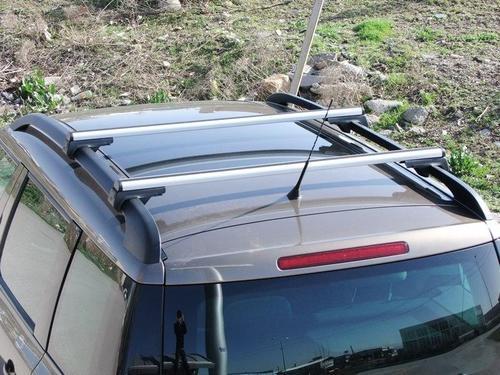 Багажная система для SCODA YETI, X-RAIL