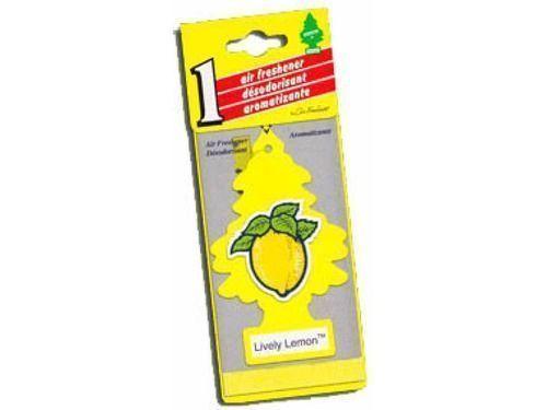 "Ароматизатор воздуха ""Car-Freshner"" Аромат лимона._1"