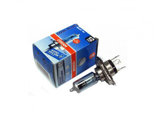 Лампа H4 12v 60/55W P43t CoolBlue OSRAM (64193CB)