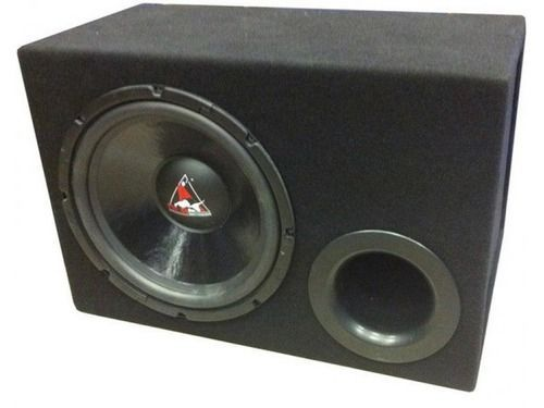 DLS W312B in vented box