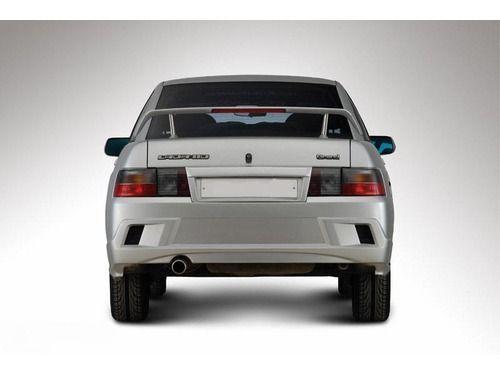 Задний бампер Grand в цвет кузова для ВАЗ 2110