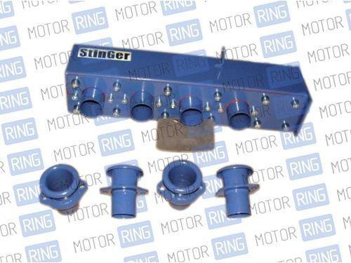Ресивер «Stinger» 3,8 л 16V с дудками