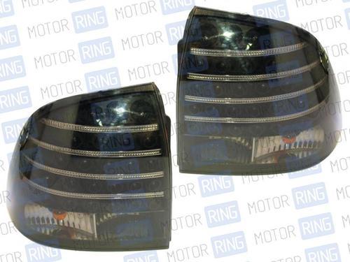 Задние черные светодиодные фонари для Лада Приора ProSport RS-05890