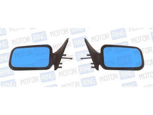 Штатные боковые зеркала «ДААЗ» с синим антибликом для ВАЗ 2110-12