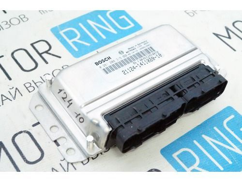 Контроллер ЭБУ BOSCH 21124-1411020-10 (VS 7.9.7)_1