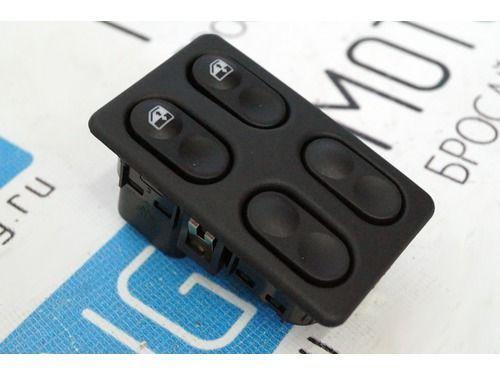 Блок управления стекло-подъёмником К330 2110-3709720 на 2 кнопки для ВАЗ 2110-12_1